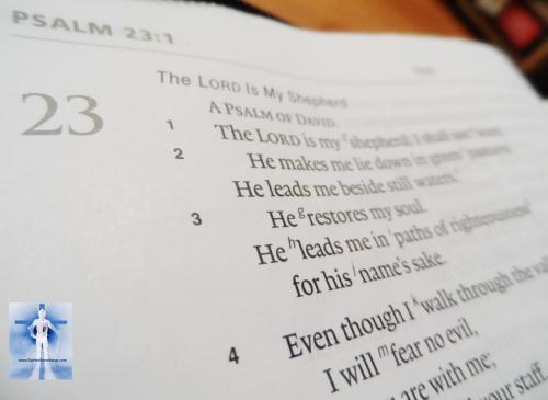 Psalm 23:1-2