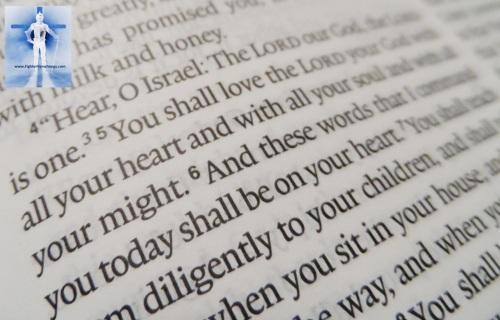 Deuteronomy 6:4-5