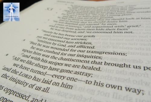 Isaiah 53:4-5