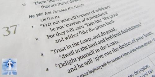 Psalm 37:1-4