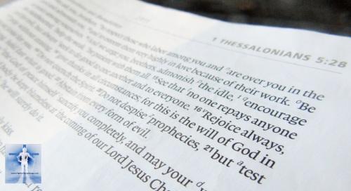 1 Thessalonians 5:14-17