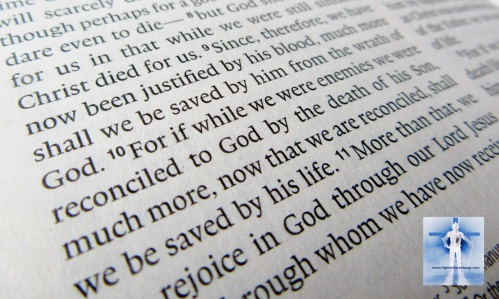 Romans 5:9-10