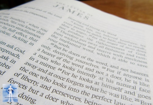 James 1:22-24