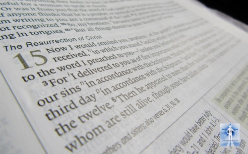 1 Corinthians 15:1-3